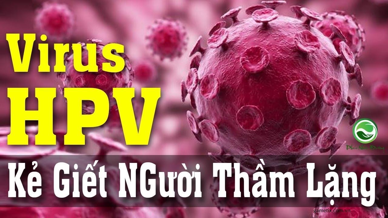 Viêm âm đạo do vi rus HPV