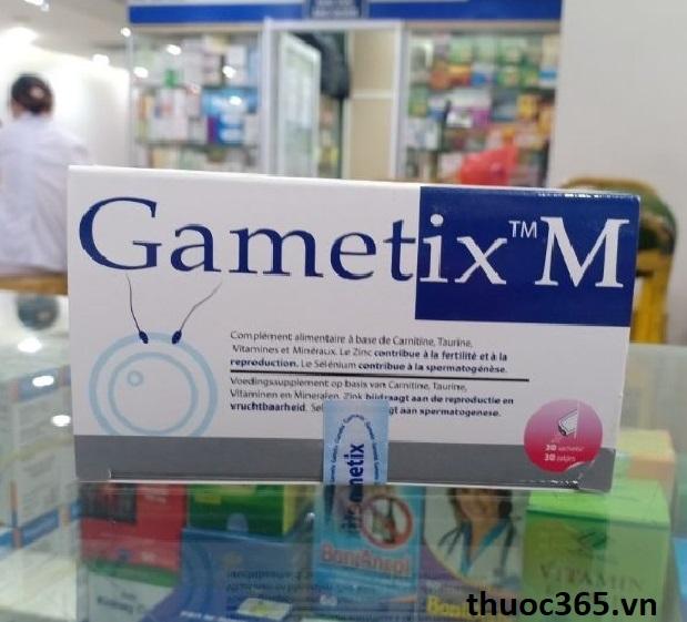 Mua thuốc gametix M tại Hà Nội
